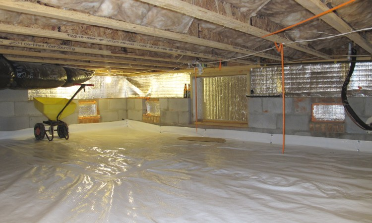 Crawlspace Waterproofing | Dublin, OH | Everdry Waterproofing Of Columbus