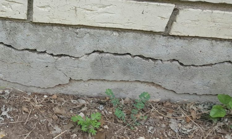 Marysville, OH | Foundation Cracks | Everdry Columbus