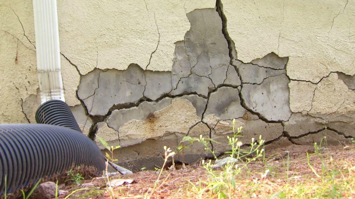 Cracked Foundation | Dublin,OH | Everdry Columbus
