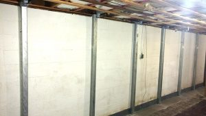 Bowed Basement Walls | Columbus, OH | Everdry Waterproofing Of Columbus