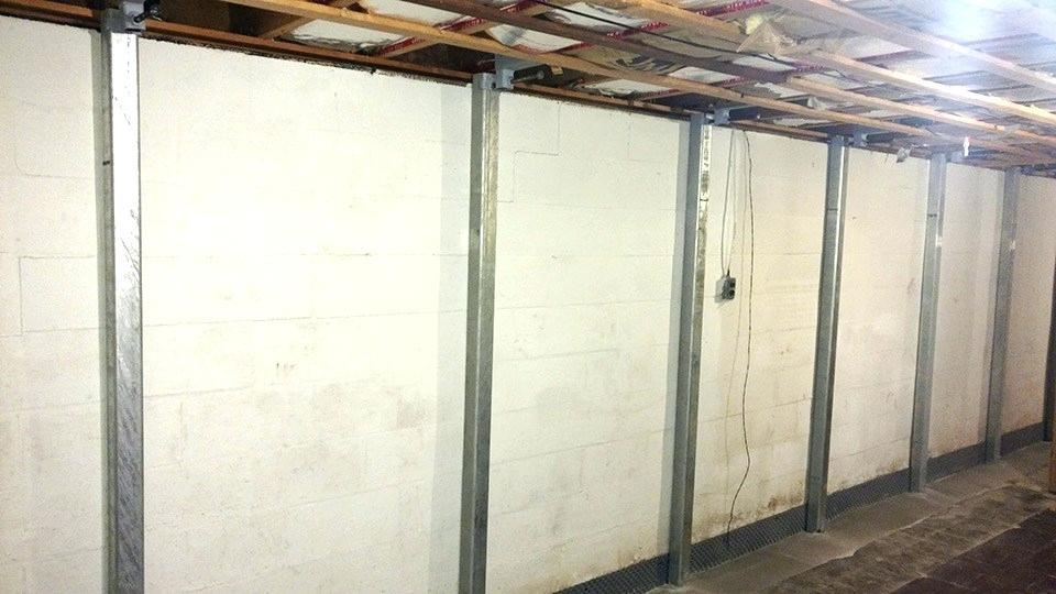 Lancaster, OH   Foundation Cracks